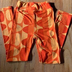 LulaRoe Fall/ Hallloween leggings